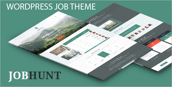 Job Recruitment WordPress Theme