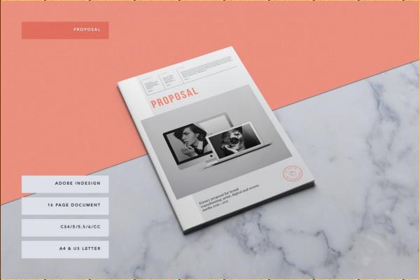 Kinney Proposal Brochure