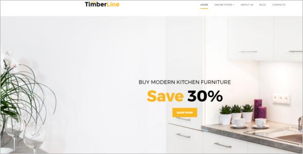KitchenInterior Design VirtueMart Theme
