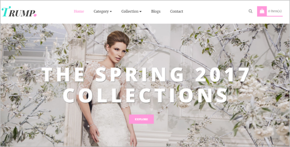 Latest Wedding PrestaShop Theme