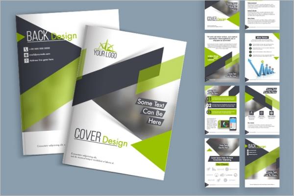 Leaflet Brochure Template