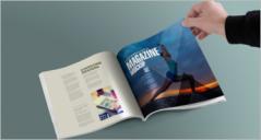 56+ Letter Size Magazine Mockups