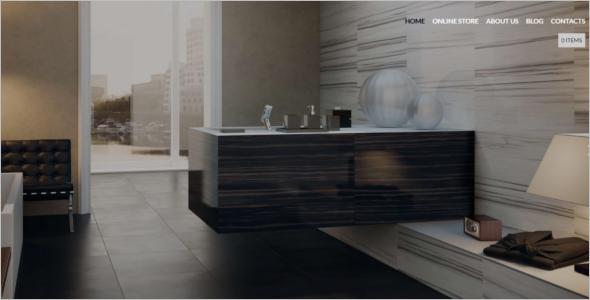 Luxury Ceramics VirtueMart Template