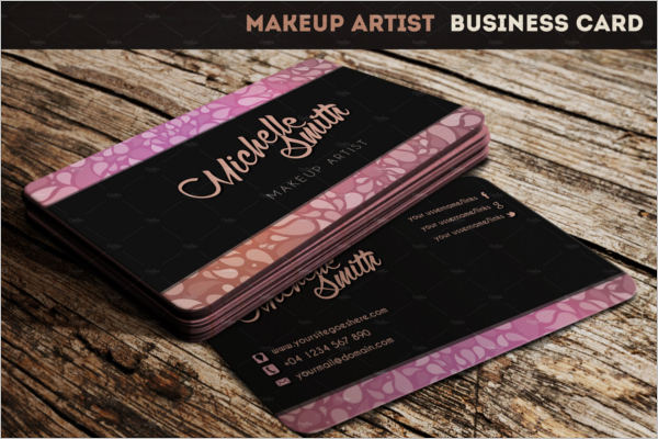 artist business card examples