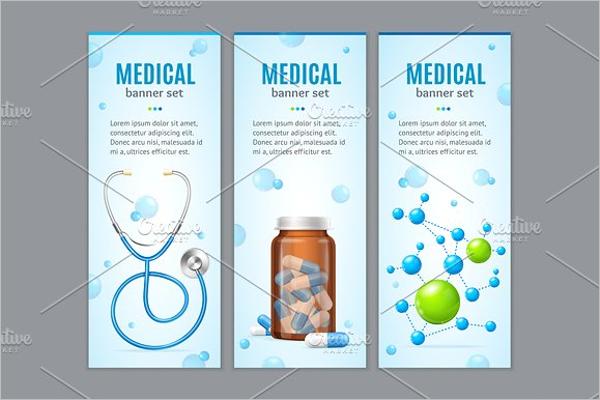 Medical Banner Set