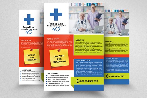 Medical Care PSD Template