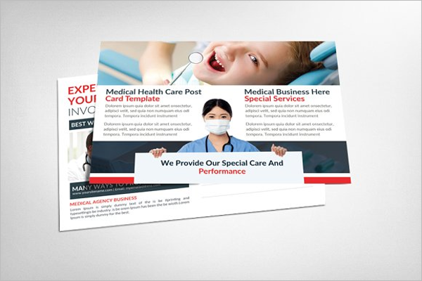 Medical Dental Care Template