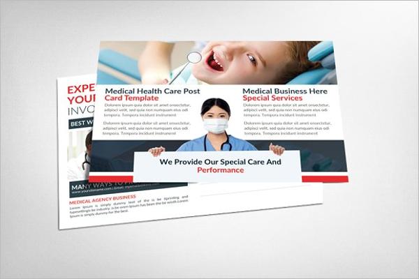 Medical Dental Care Template