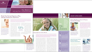 Medical Newsletter Templates