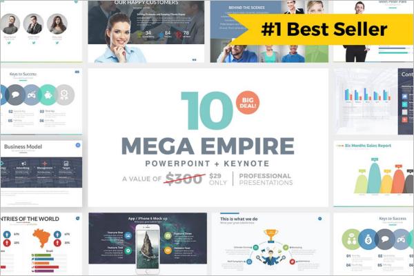 Mega PowerPoint Presentation Design