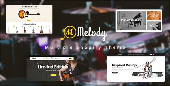 Melody Responsive Prestashop Theme