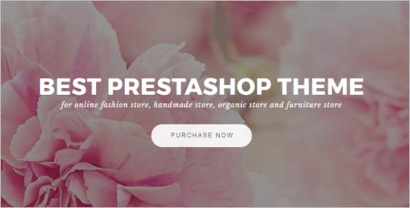Minimal Portfolio PrestaShop Theme