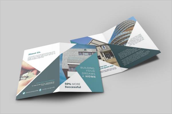 Minimal Real Estate Brochure