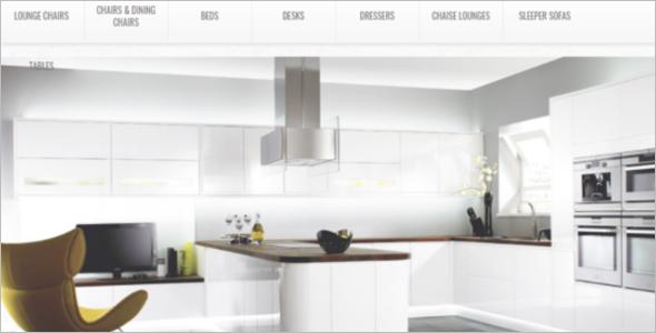 Modern Kitchen Interior Design Theme