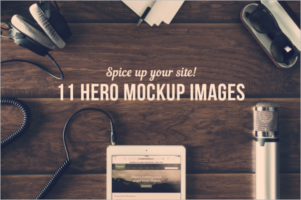 Modern Photo Display Mockup