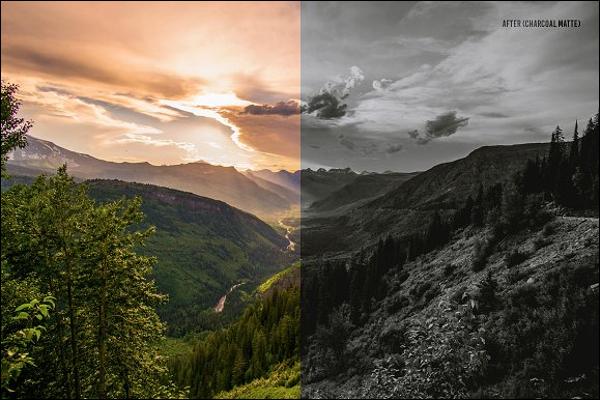 Modern Photo Filter Template