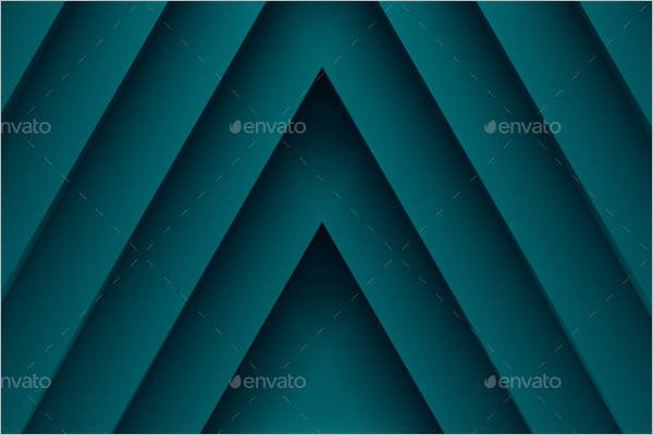 Modern Triangle Background Template