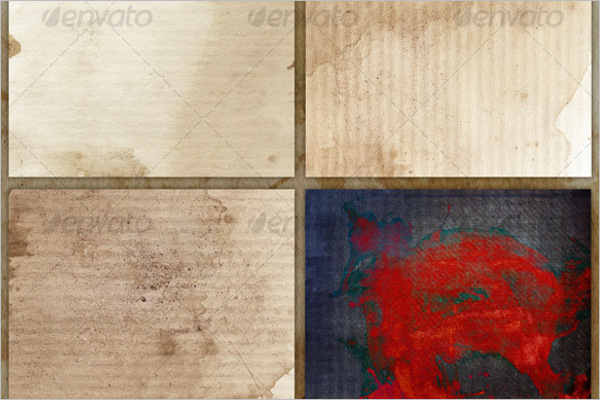 Multi ColourOld PaperTexture Design
