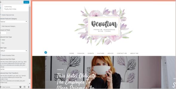 Multi-Concept Magazine PHP Theme