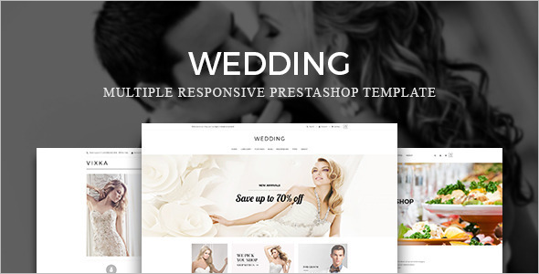 MultiStore PrestaShop Theme