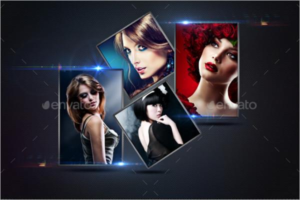 Multiple Photo Effects Designed Frames
