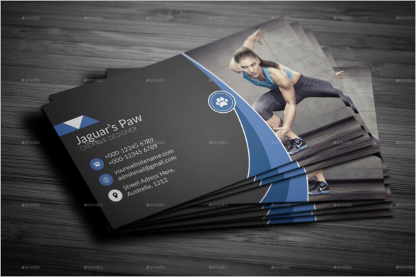 Multipurpose Business Card Design