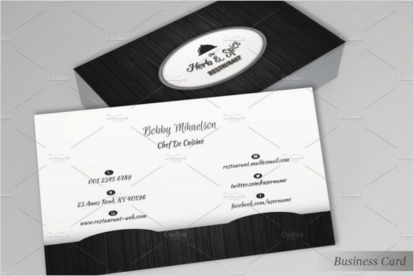 Multipurpose Hotel Business Card Template