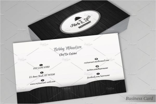 Multipurpose Hotel Business Card Template