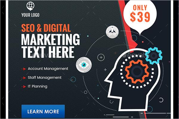 Multipurpose Marketing Banner Templates