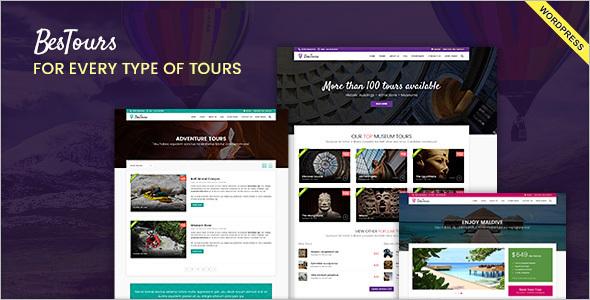 Multipurpose Museum WordPress Template