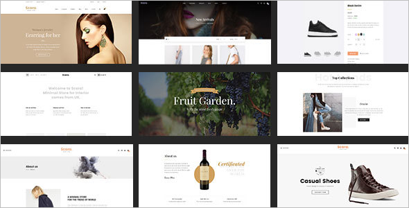 Multipurpose Online VirtuMart Theme