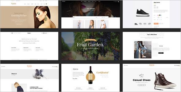 Multipurpose Online VirtuMart Theme