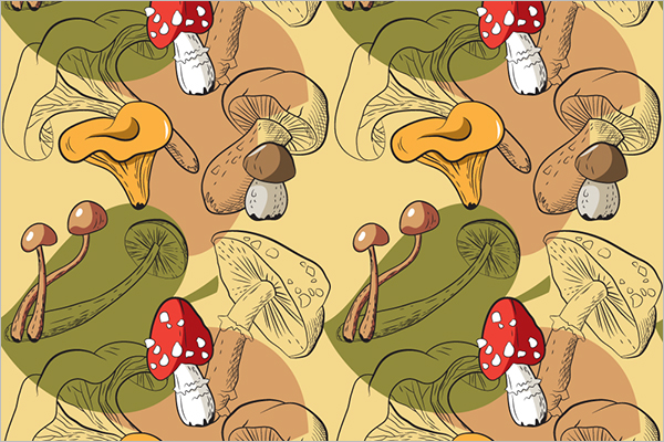 Mushroom Patterns