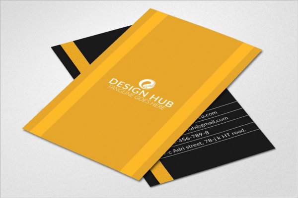 Official Interior Business Card