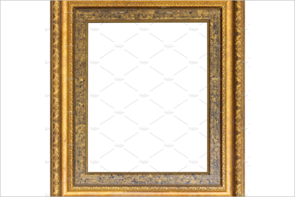 Old Fashioned Photo Frame Design
