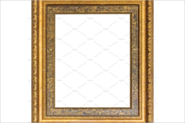 27  antique photo frame templates