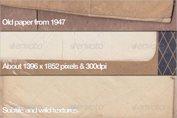 Old Textures Sheet Design