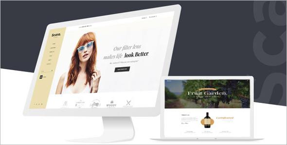 Online store Multipurpose Virtuemart Template