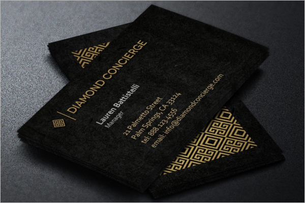 Passion Business Card Template