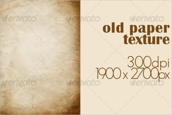 Perfect Old PaperTexture Design