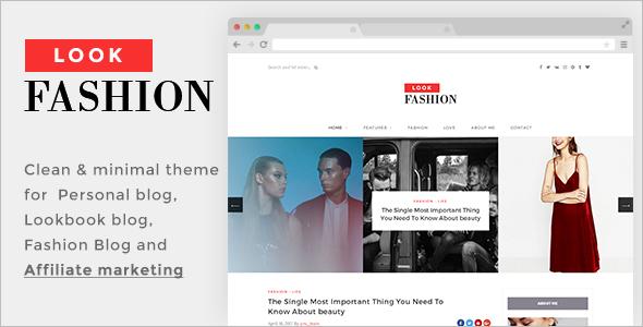 Personal Affiliate Marketing WordPress Theme