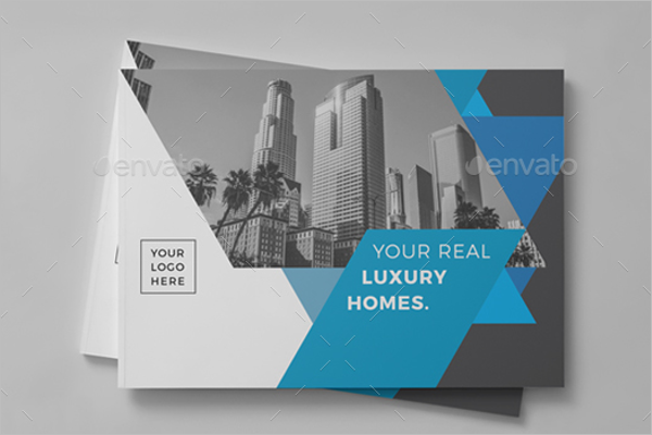 Real estate brochure templates free premium creative for Personal brochure templates