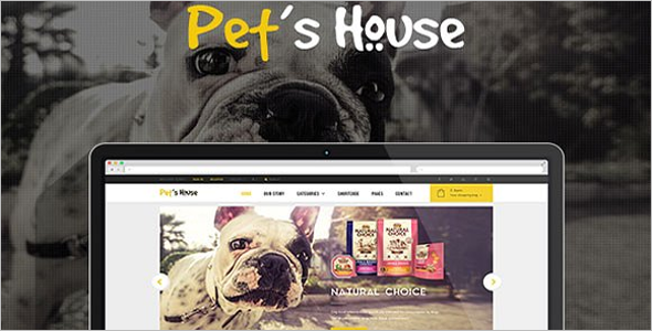 Pets Shop Prestashop Theme