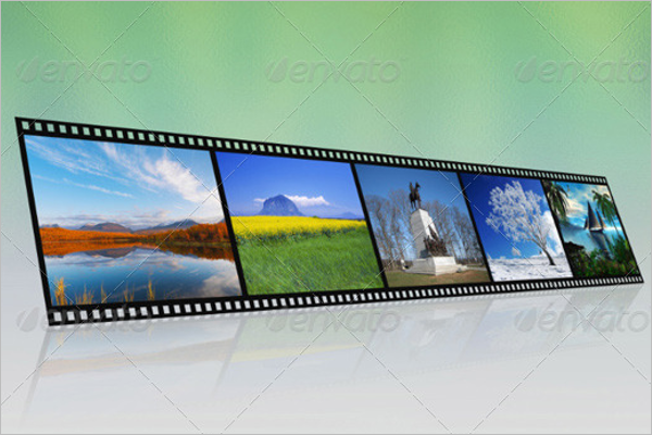 Photo Display Product Mock-Up