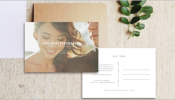 Photography Postcard Templates