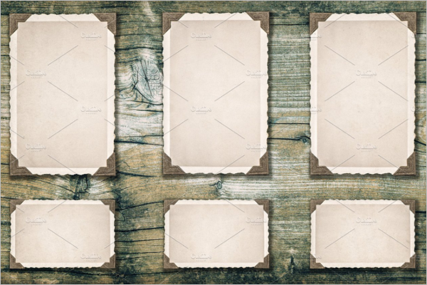 Photoshop Antique Photo Frame Design