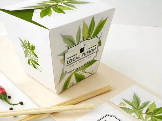 Pizza Box Cover Design Mock Up Premium