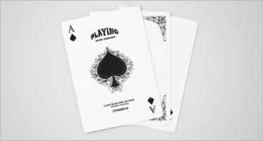 Playing Cards Mockups
