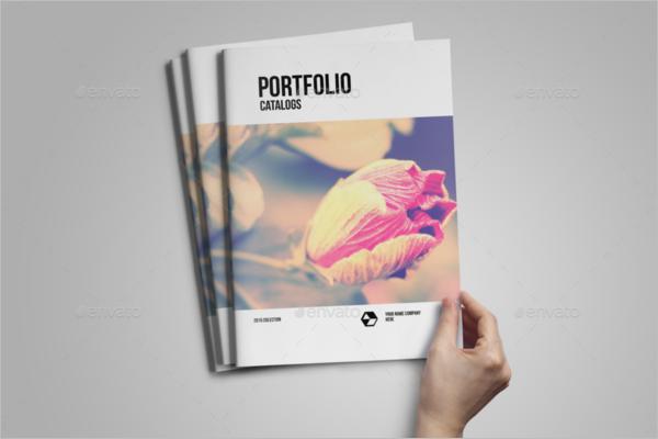 Portfolio Brochure Bundle Template