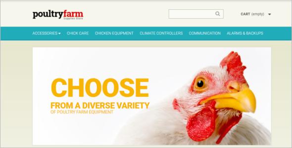 Poultry Farm PrestaShop Theme
